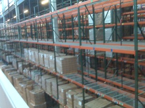 Greater Boston Food Bank Warehouse
